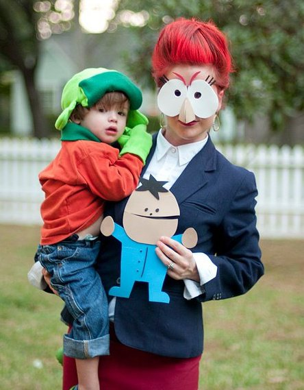 south park kid costume