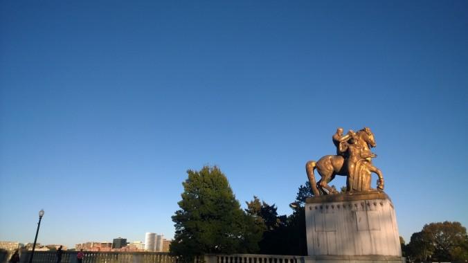 washington dc monument presidential park