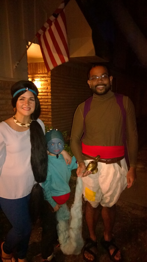 aladdin family costumes