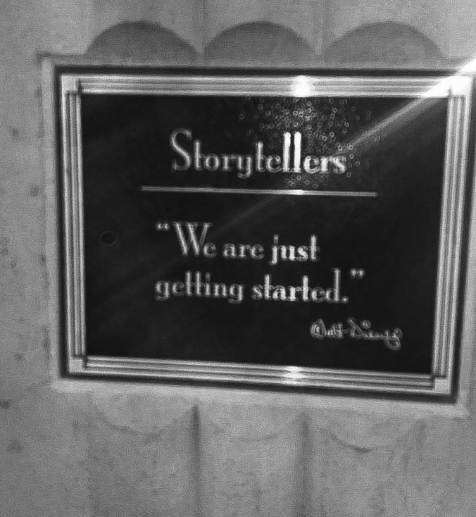 Storytellers quote