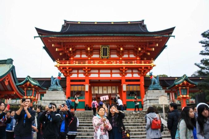 Shinto God of Rice, Tea Ceremony, Traditonal Japanese meal (1 of 51)