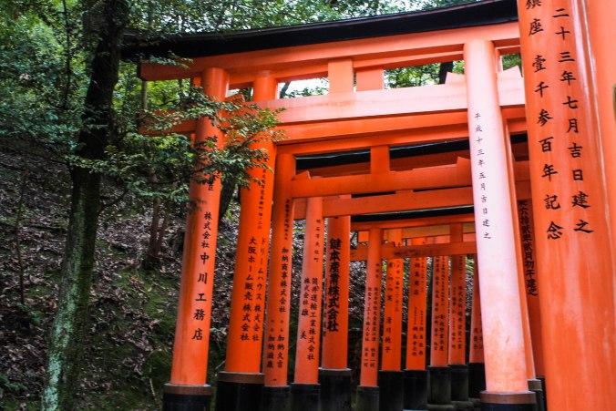 Shinto God of Rice, Tea Ceremony, Traditonal Japanese meal (12 of 51)