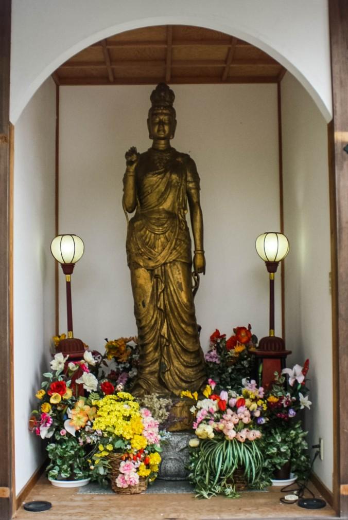 Shinto God of Rice, Tea Ceremony, Traditonal Japanese meal (26 of 35)