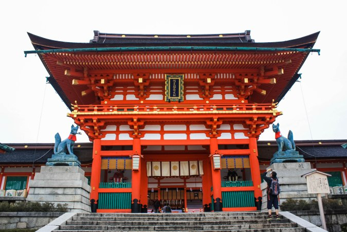Shinto God of Rice, Tea Ceremony, Traditonal Japanese meal (4 of 51)