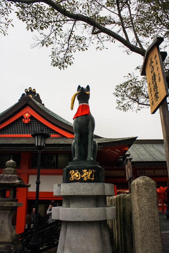 Shinto God of Rice, Tea Ceremony, Traditonal Japanese meal (5 of 51)
