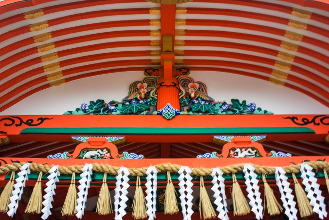 Shinto God of Rice, Tea Ceremony, Traditonal Japanese meal (6 of 51)