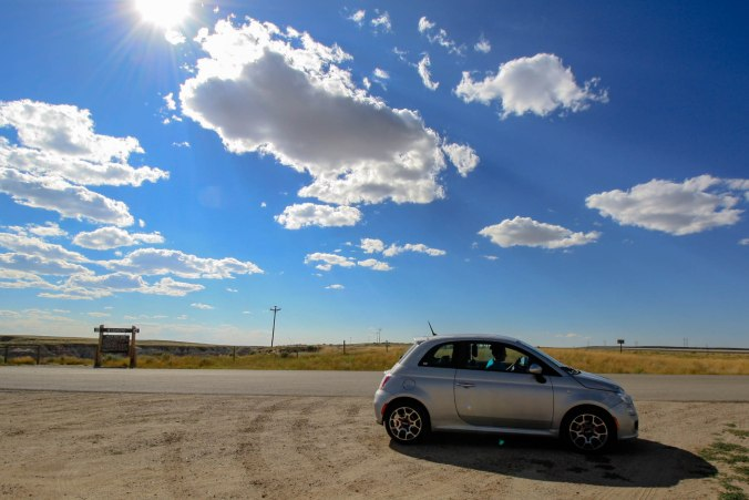 Fiat going to valleys in Wyoming