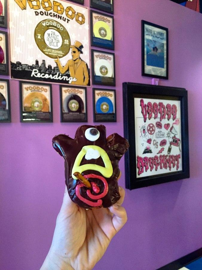Voodoo Doughnuts in Denver, CO
