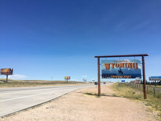 Road Trip from Denver to Yellowstone National Park