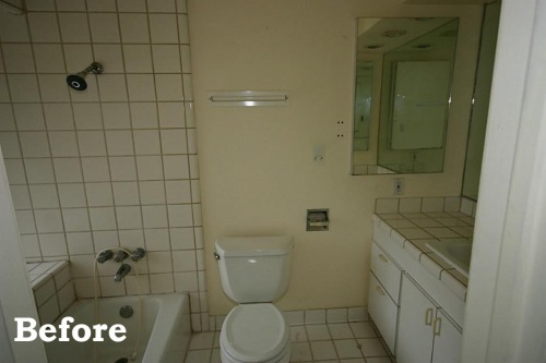 Master Bath Before - home before and after