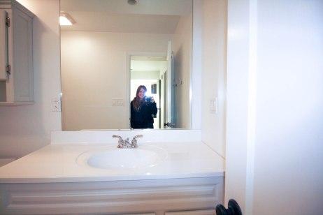 downstairs bath before 2