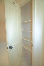 upstairs hall closet 1