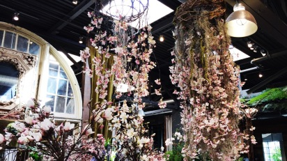 Terrain Westport spring display