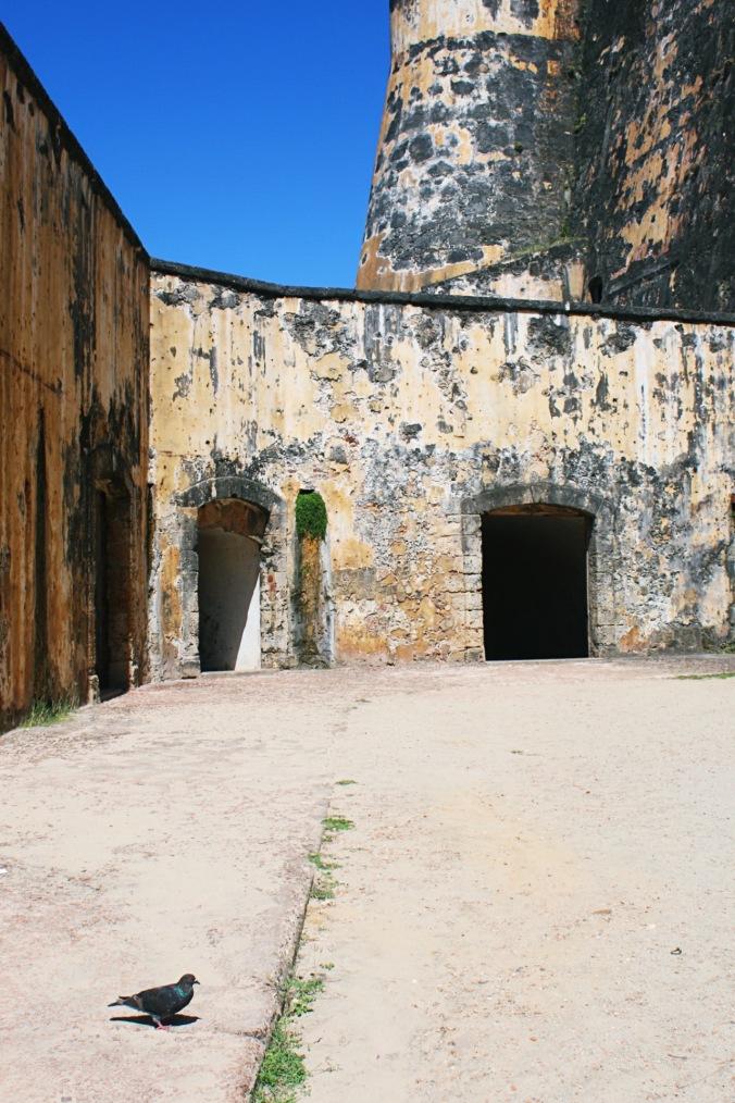 United States National Park Castillo San Felipe del Morro in San Juan, Puerto Rico