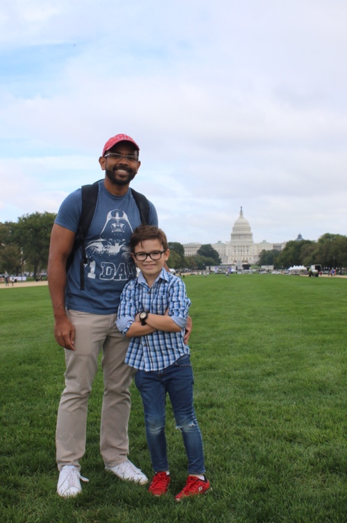 6-father-son-in-washington-dc