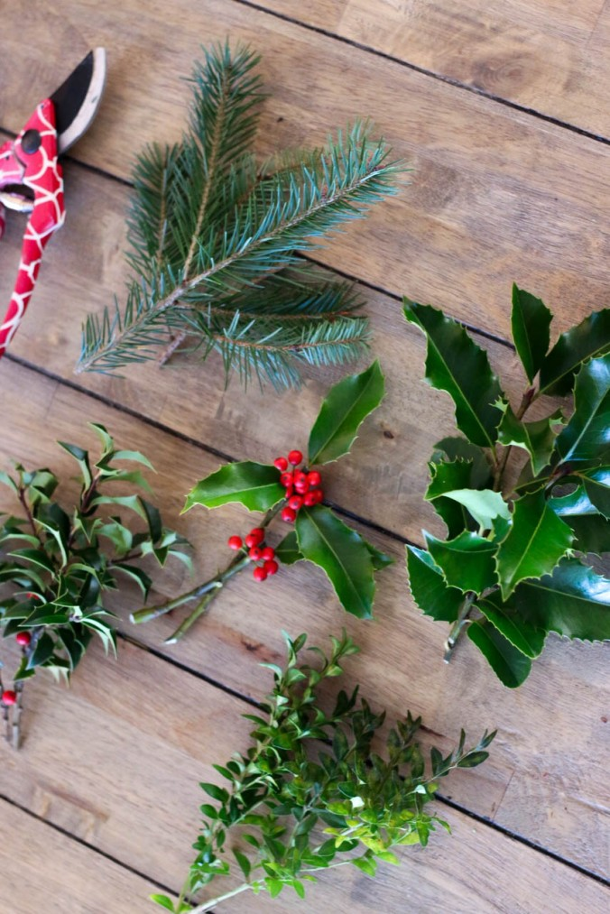 diy-natural-christmas-wreath-with-wire-hangers-or-a-hula-hoop-1