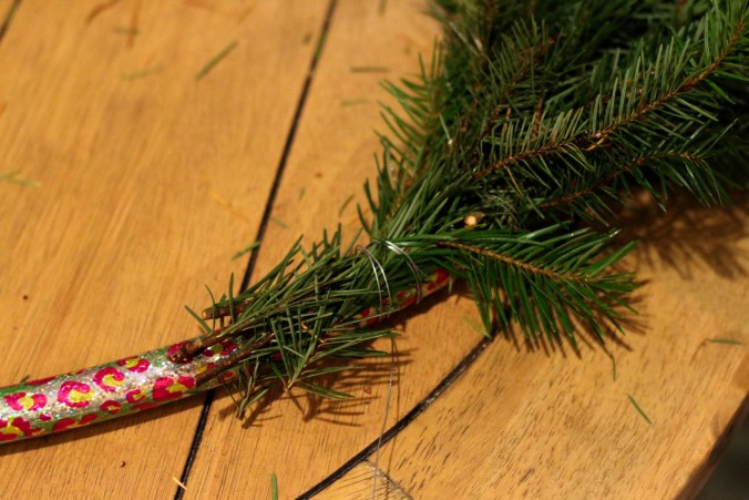 diy-natural-christmas-wreath-with-wire-hangers-or-a-hula-hoop-14