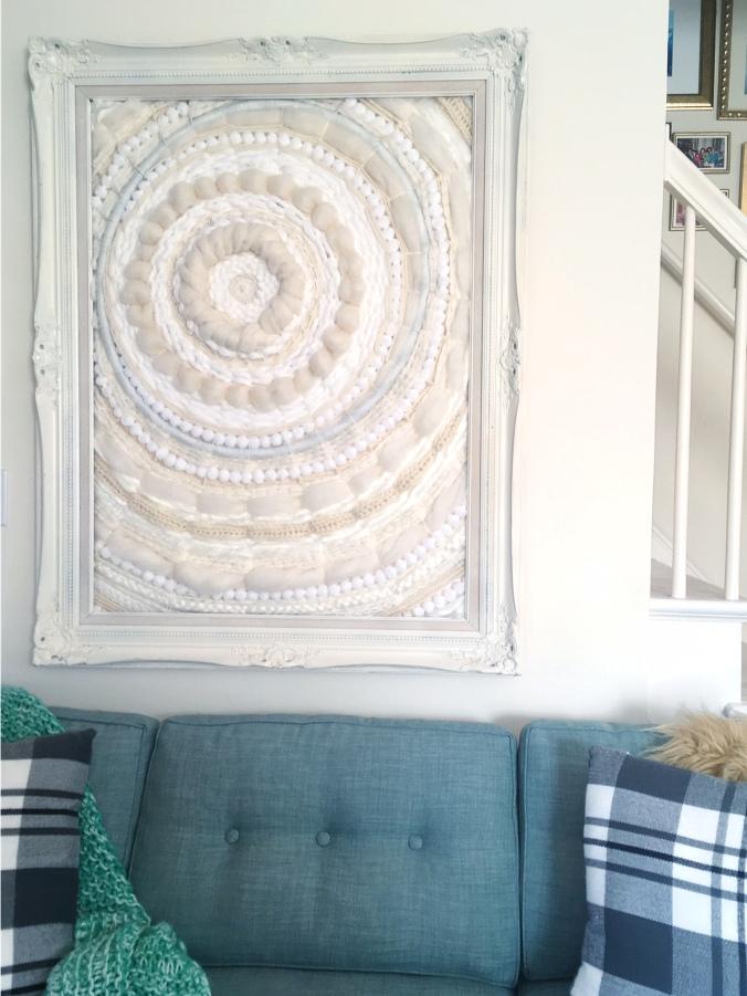 wall-weaving