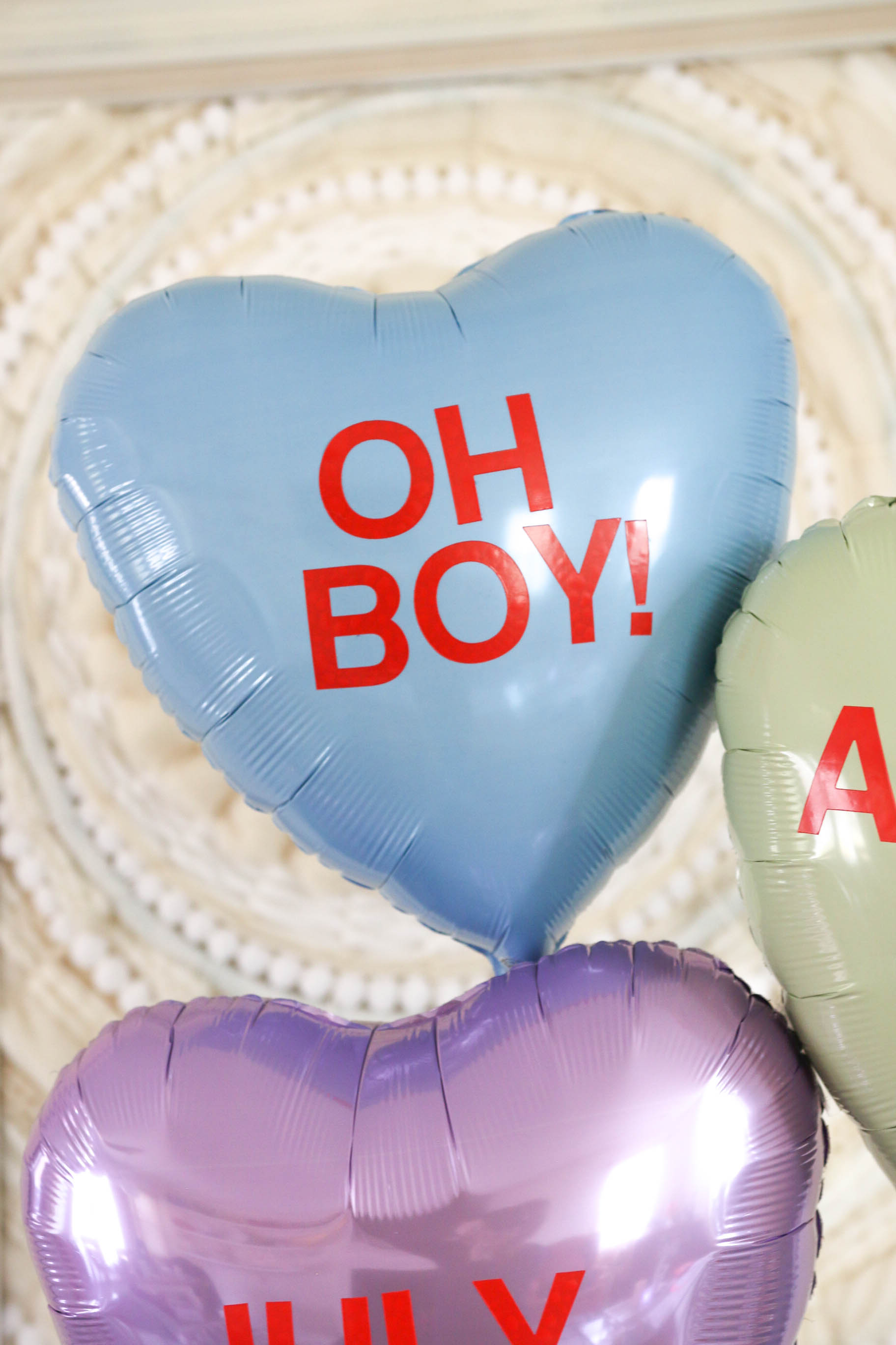 Valentine's Day Pregnancy and gender announcement another boy-6