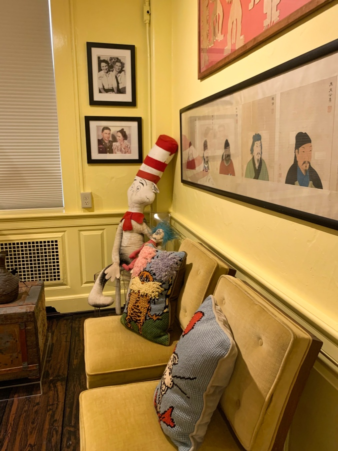 Amazing World Dr Seuss Springfield Museums covid -18